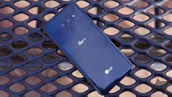 LG G8 ThinQ Android 10 rollout continues as Verizon update follows Sprint (Update) - Android Police
