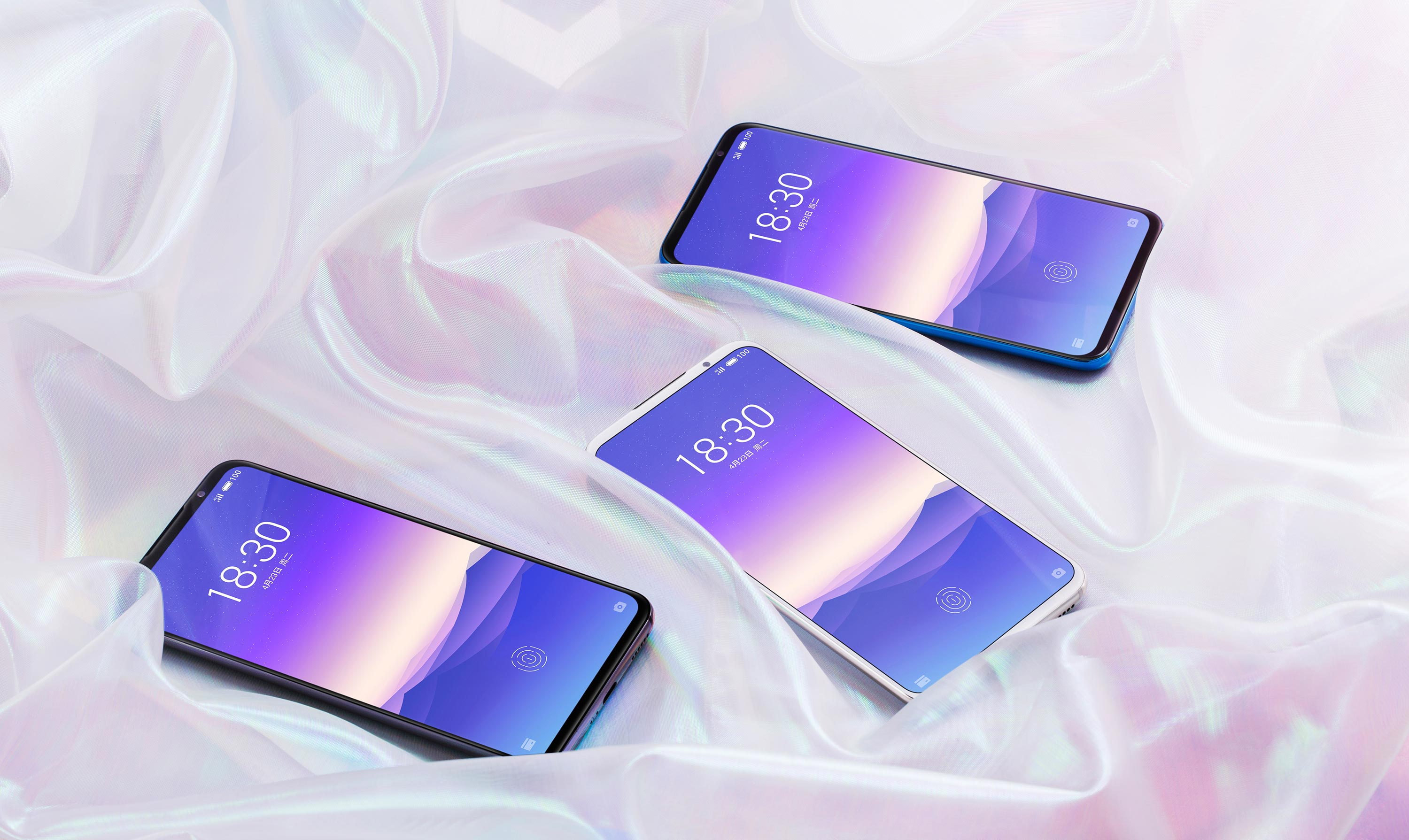 Meizu 16s announced: No notch, Snapdragon 855, and a lot of megapixels