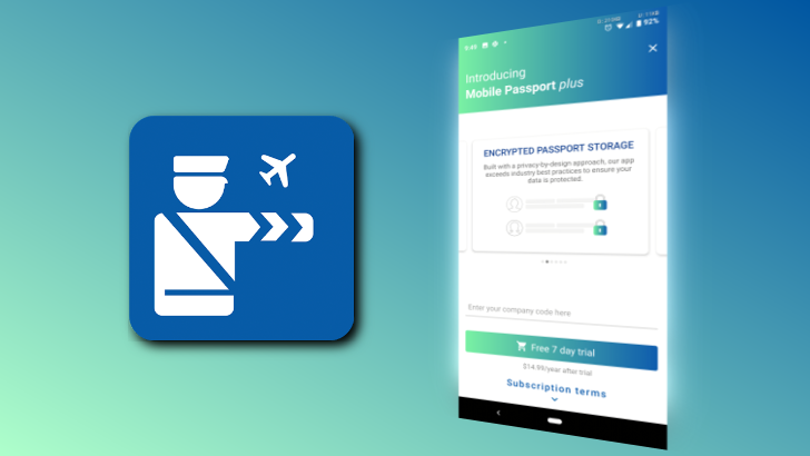 Mobile Passport app introduces Plus subscription, charges for features that were previously free
