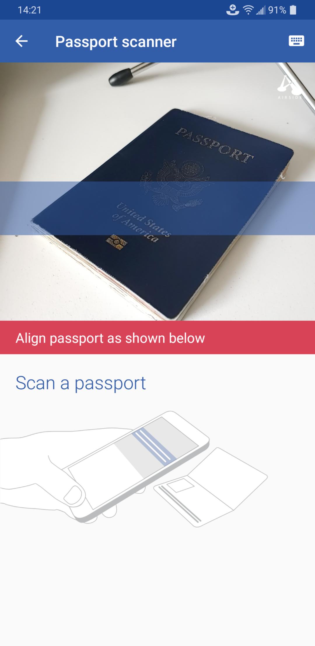 Mobile Passport app introduces Plus subscription, charges