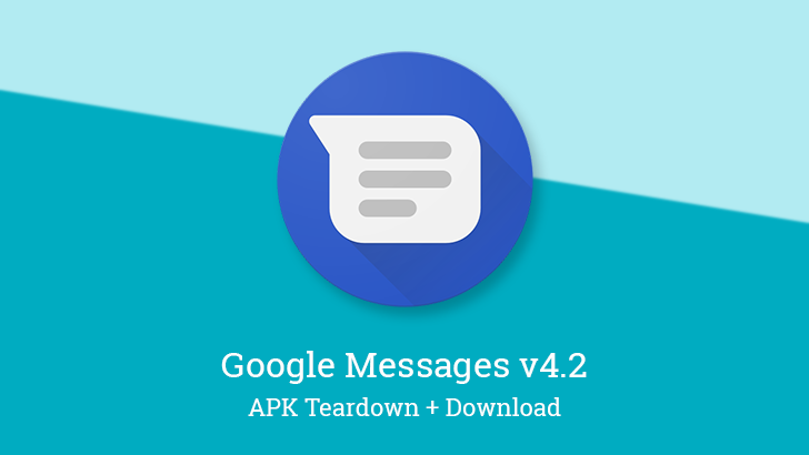 Update: Tenor support] Google Messages v4 2 now supports attachments