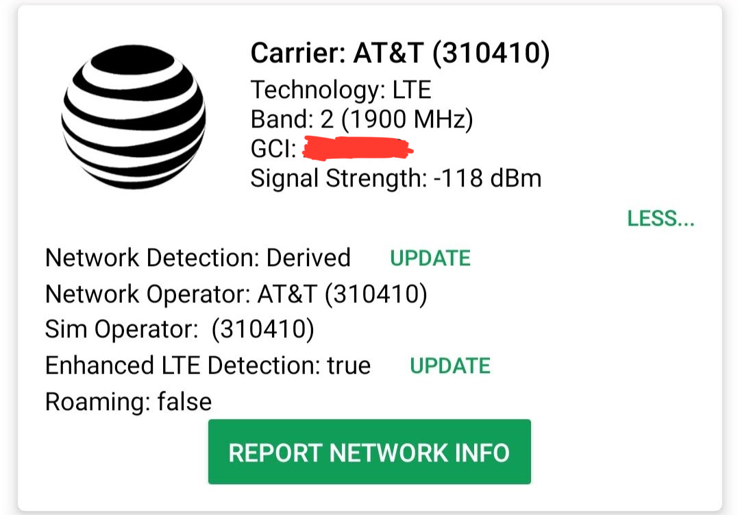 How to check LTE / 4G band, signal strength, and more on Android