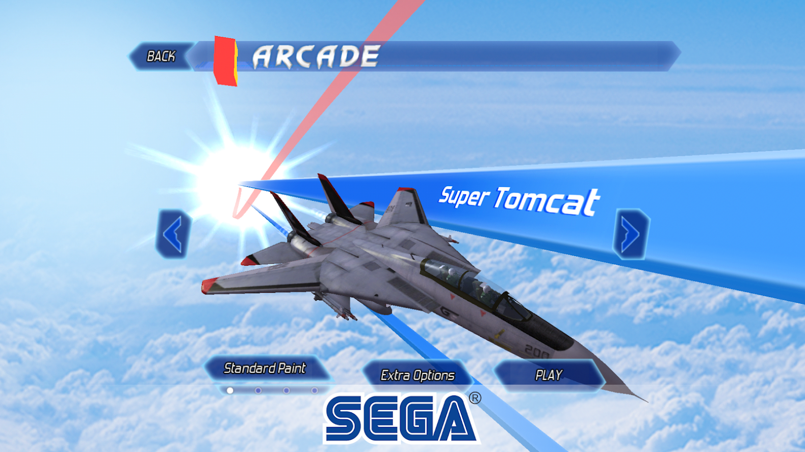 Sega re-releases After Burner Climax on the Play Store