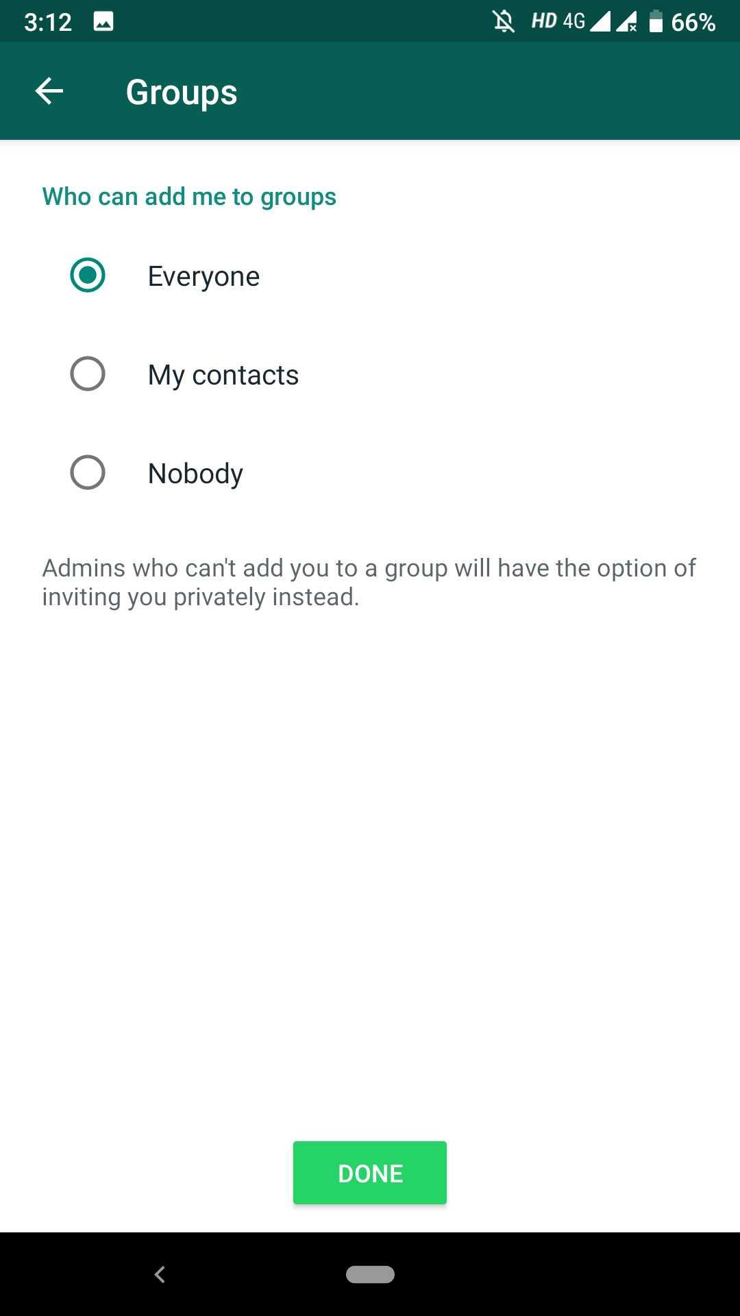 WhatsApp新增的隐私模式能让你免受垃圾信息的困扰 6