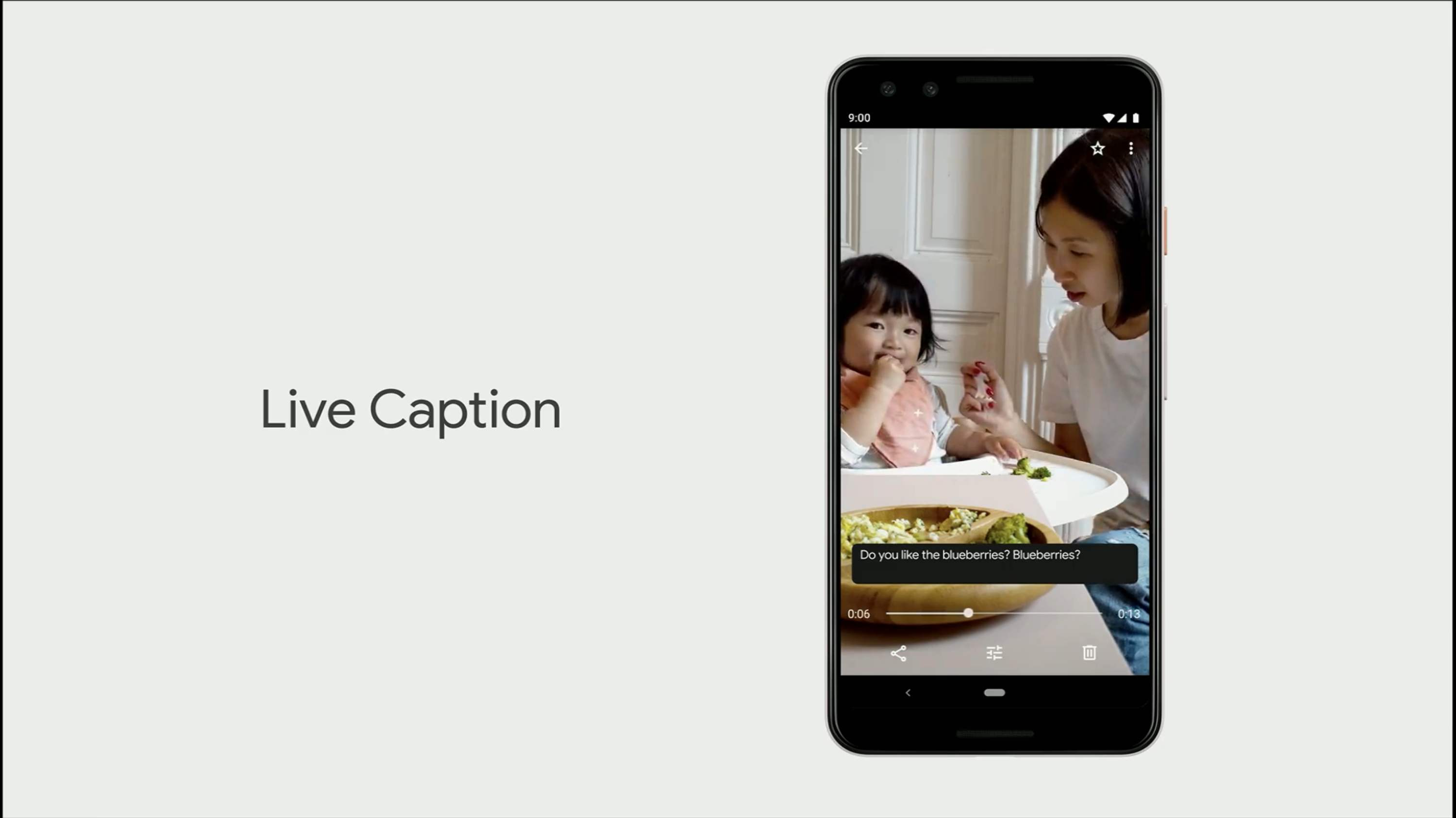 Android Q Ushers in Live Captioning Feature for Users with Hearing Problems