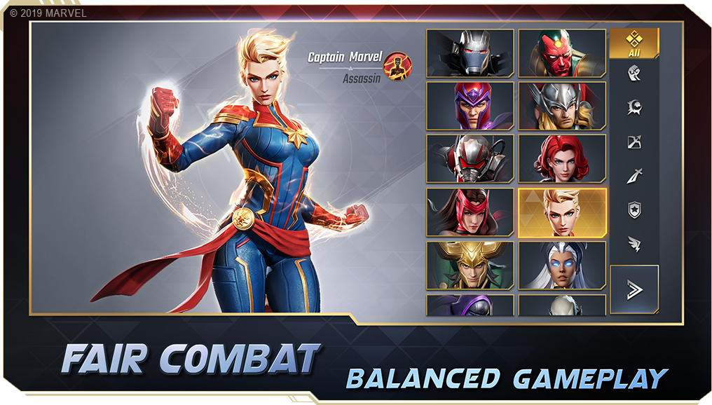 Marvel Super War brings MOBA action to Android and iOS in