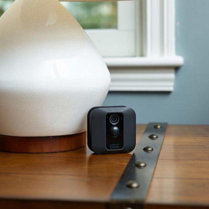 Amazon Announces Blink Wireless Security Camera