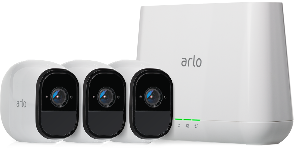 [Update: Get four for $350] Secure your home with a three-camera Arlo Pro pack for just $300 ($280 off)