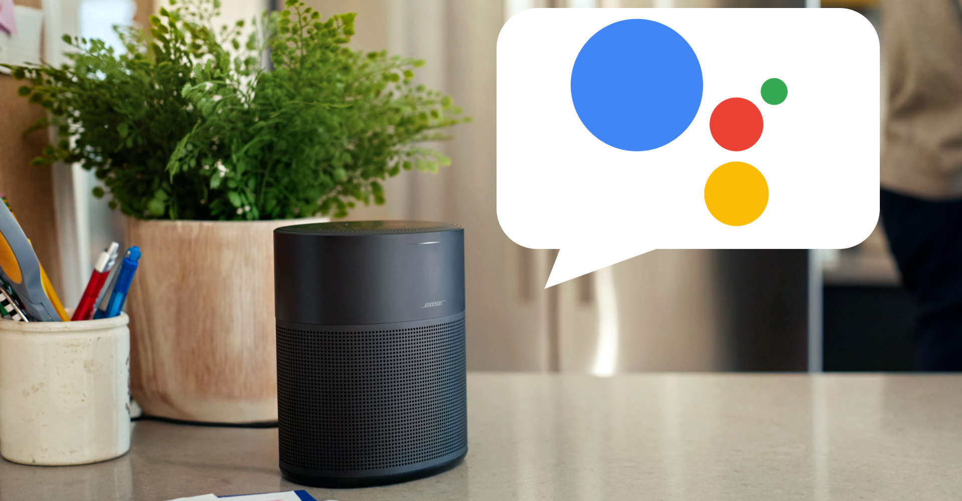 Bose smart speakers add Google Assistant to Amazon Alexa