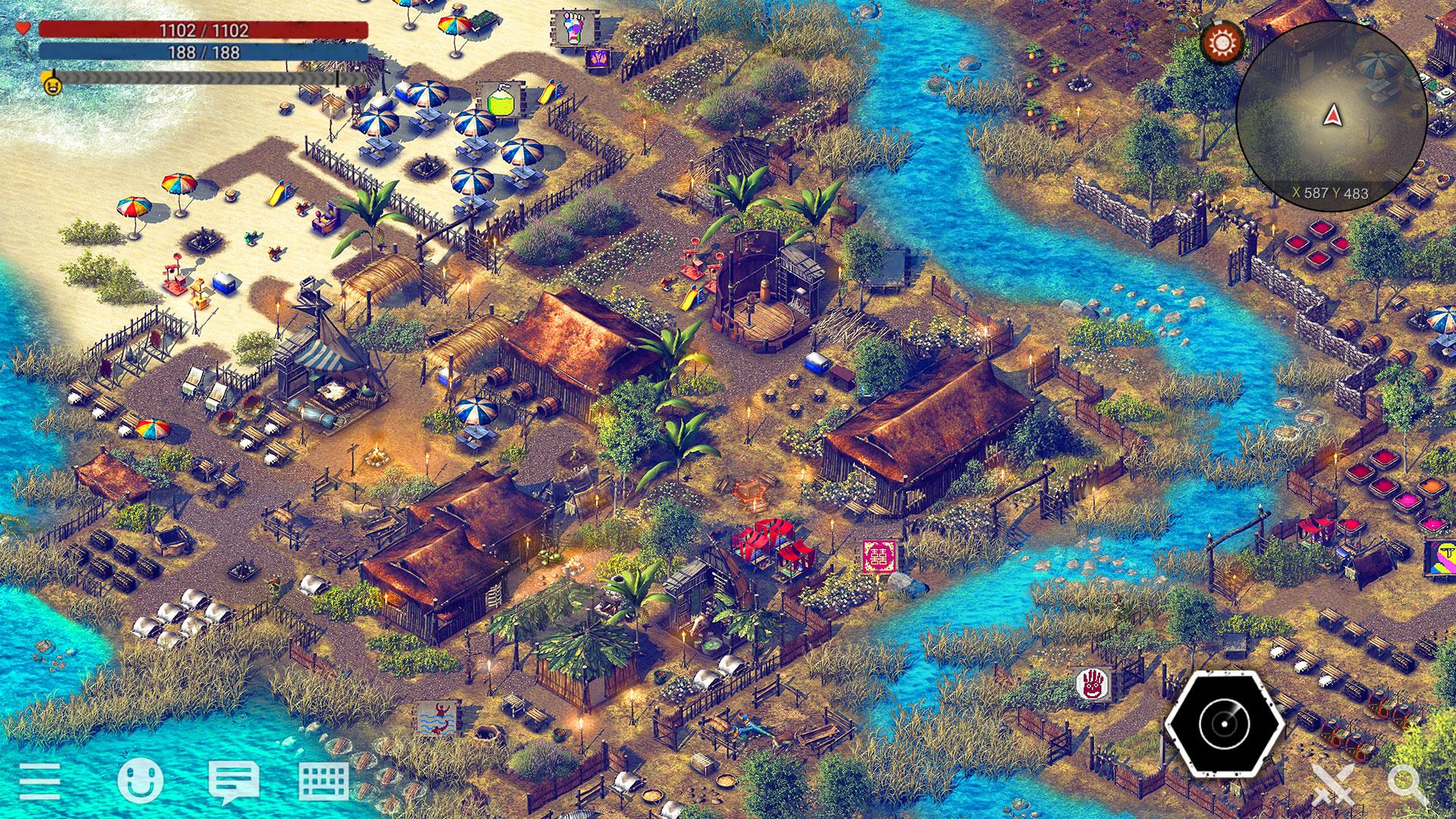 Durango: Wild Lands is an open world sandbox MMO from Nexon