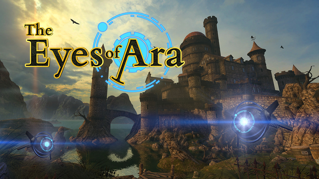 The Eyes of Ara is a gorgeous puzzle adventure game now available on Android