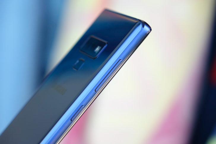 Rumor: Galaxy Note 10 won't have a headpone jack or physical volume and power keys