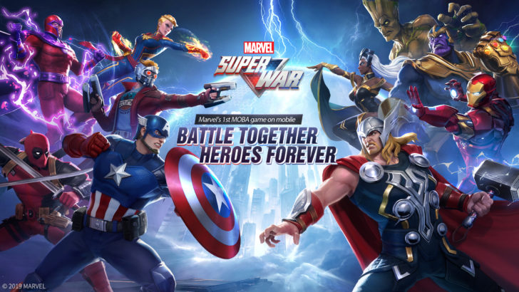 Marvel Super War brings MOBA action to Android and iOS in its first closed beta