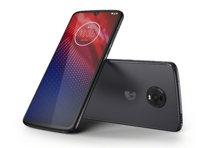 [Update: Now available] The Moto Z4 is official with a Snapdragon 675, 6.4-inch OLED, and Moto Mod support