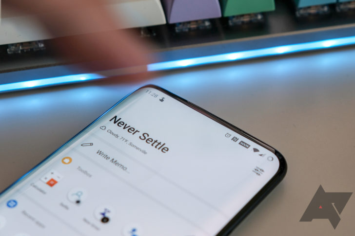 Some OnePlus 7 Pros are suffering 'phantom' touch input issues