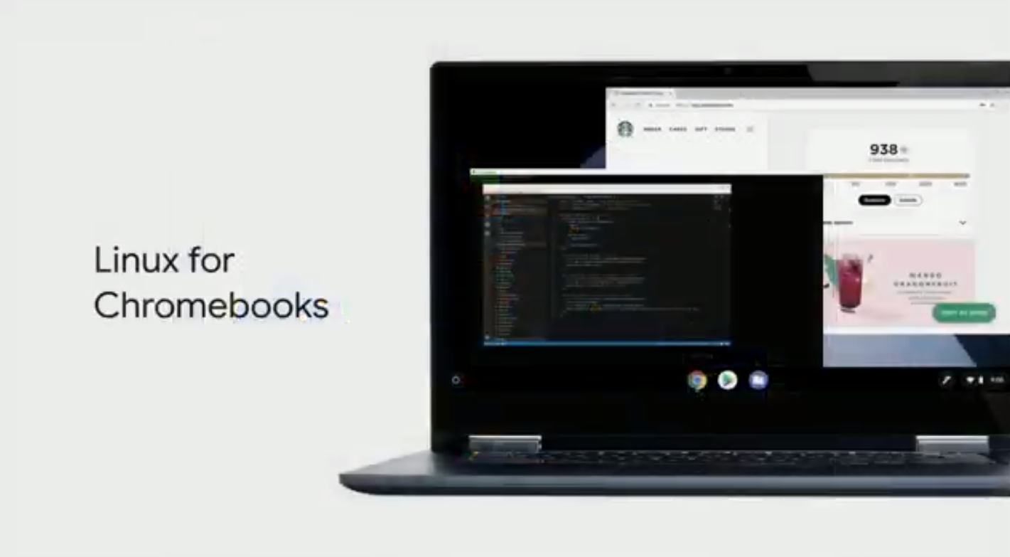 All Chromebooks launched this year will be Linux-ready