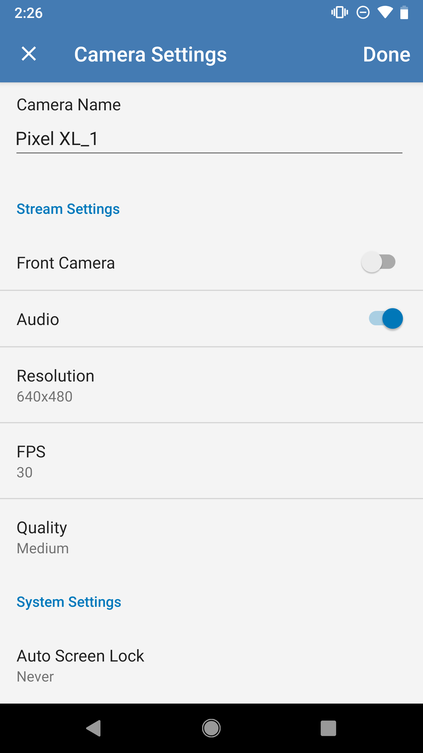 Synology LiveCam review: Turns old phones into security