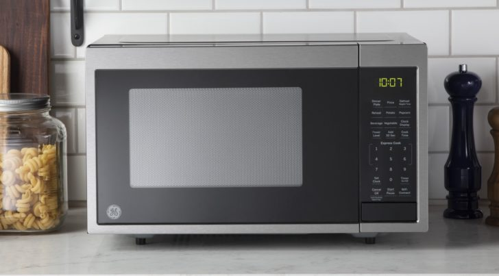GE adds Google Assistant to its $144 Smart Countertop Microwave