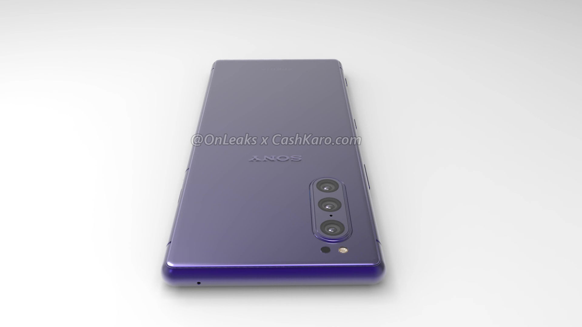 Sony Xperia 2 Renders Reveal A Sleek Design