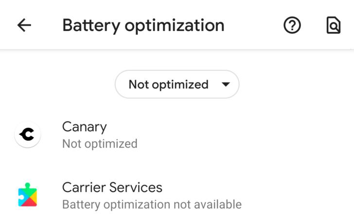 Battery optimization – Technology Breaking News
