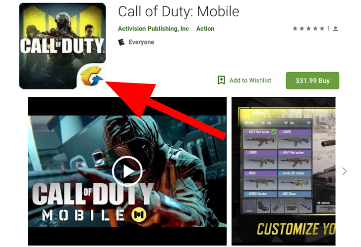 Call of Duty Mobile goes in to Alpha on Android