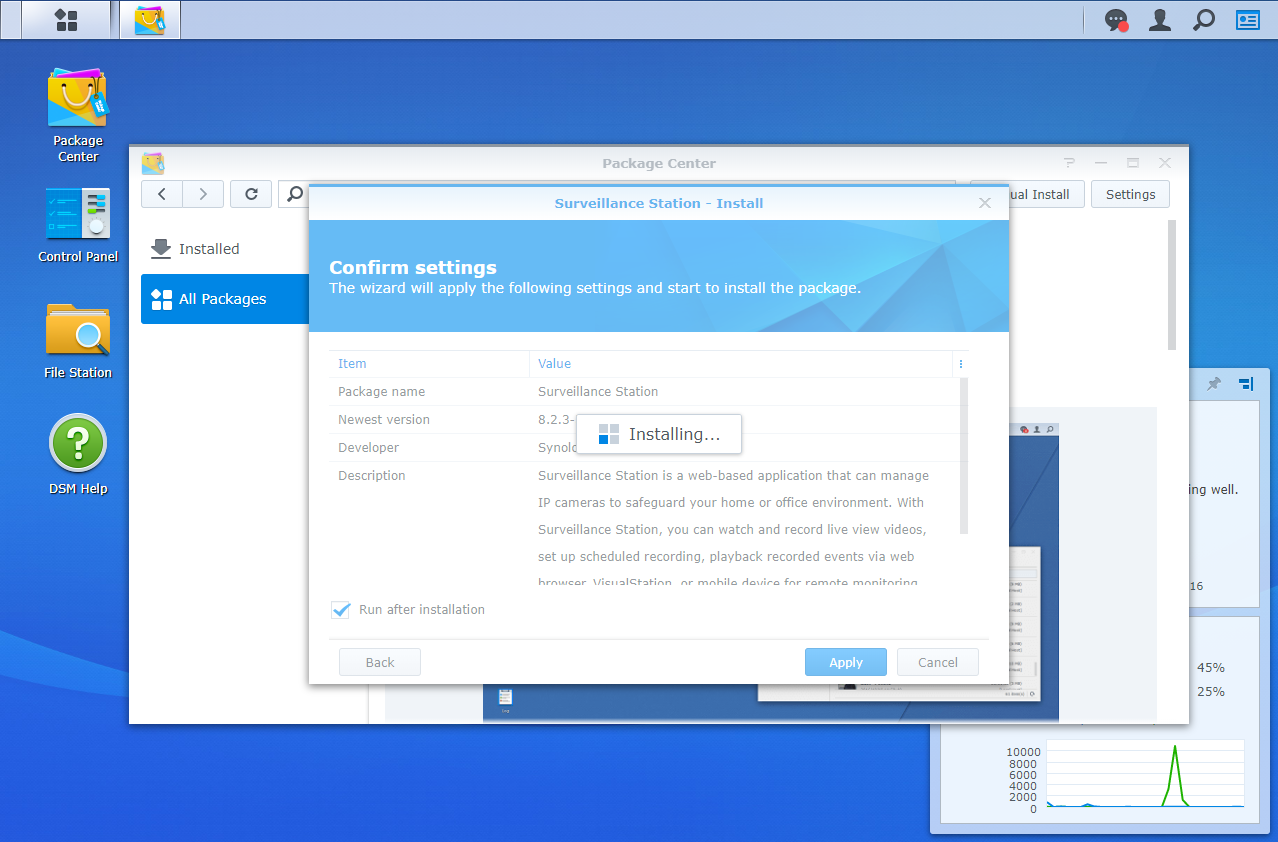Synology LiveCam review: Turns old phones into security cameras, but