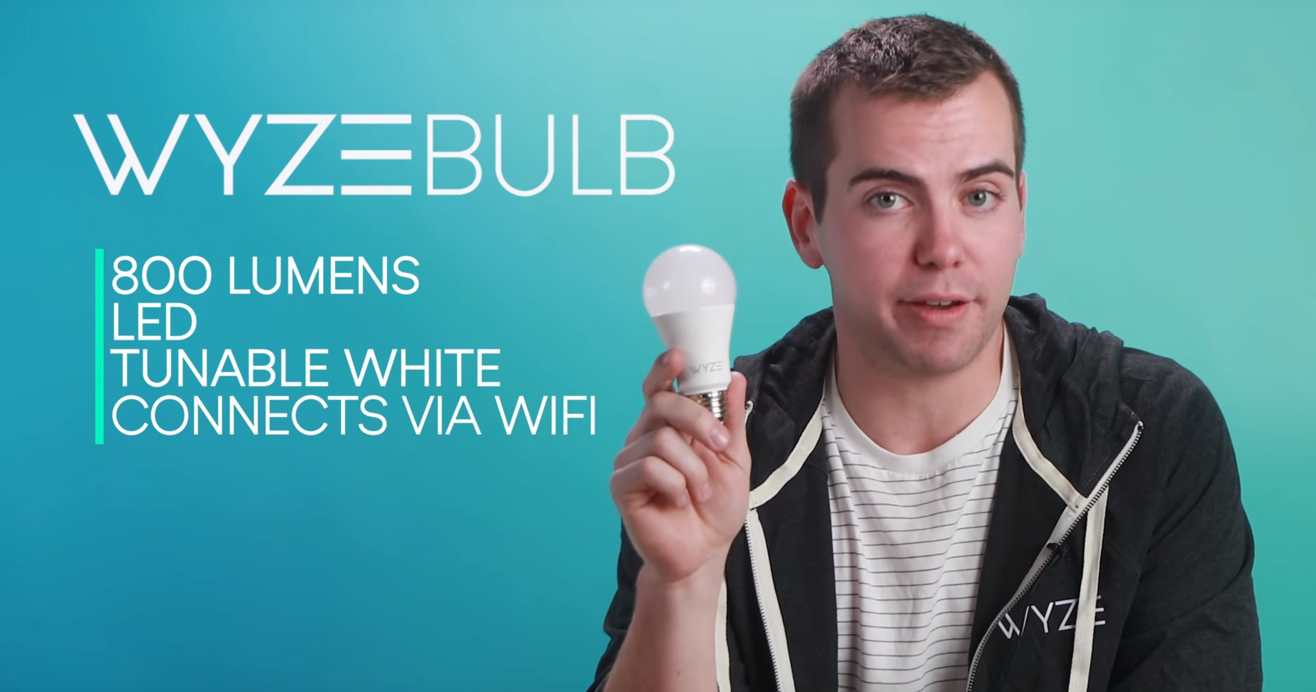 Wyze's upcoming smart light bulb is Assistant-compatible and only $8, pre-orders open now