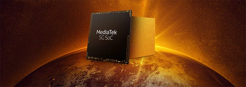 MediaTek announces the first mobile chipset with an