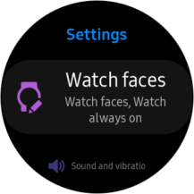 Samsung rolls out One UI update to Galaxy Watch, Gear S3, and Gear Sport