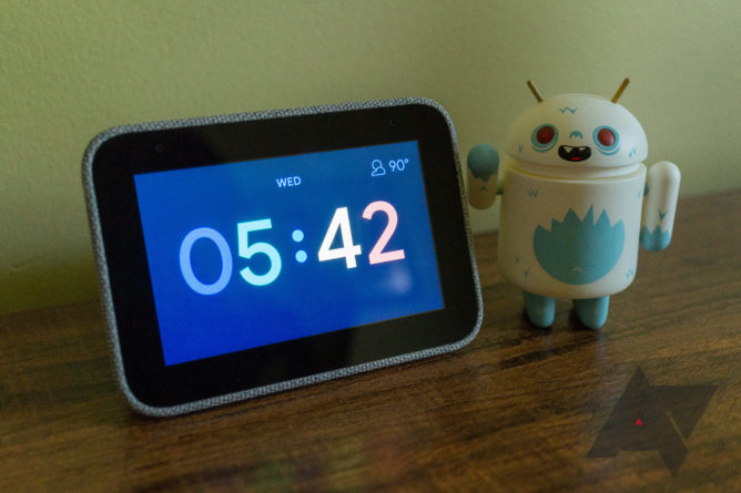 Lenovo's second-gen Smart Clock preps new functionality to win over the haters - Android Police