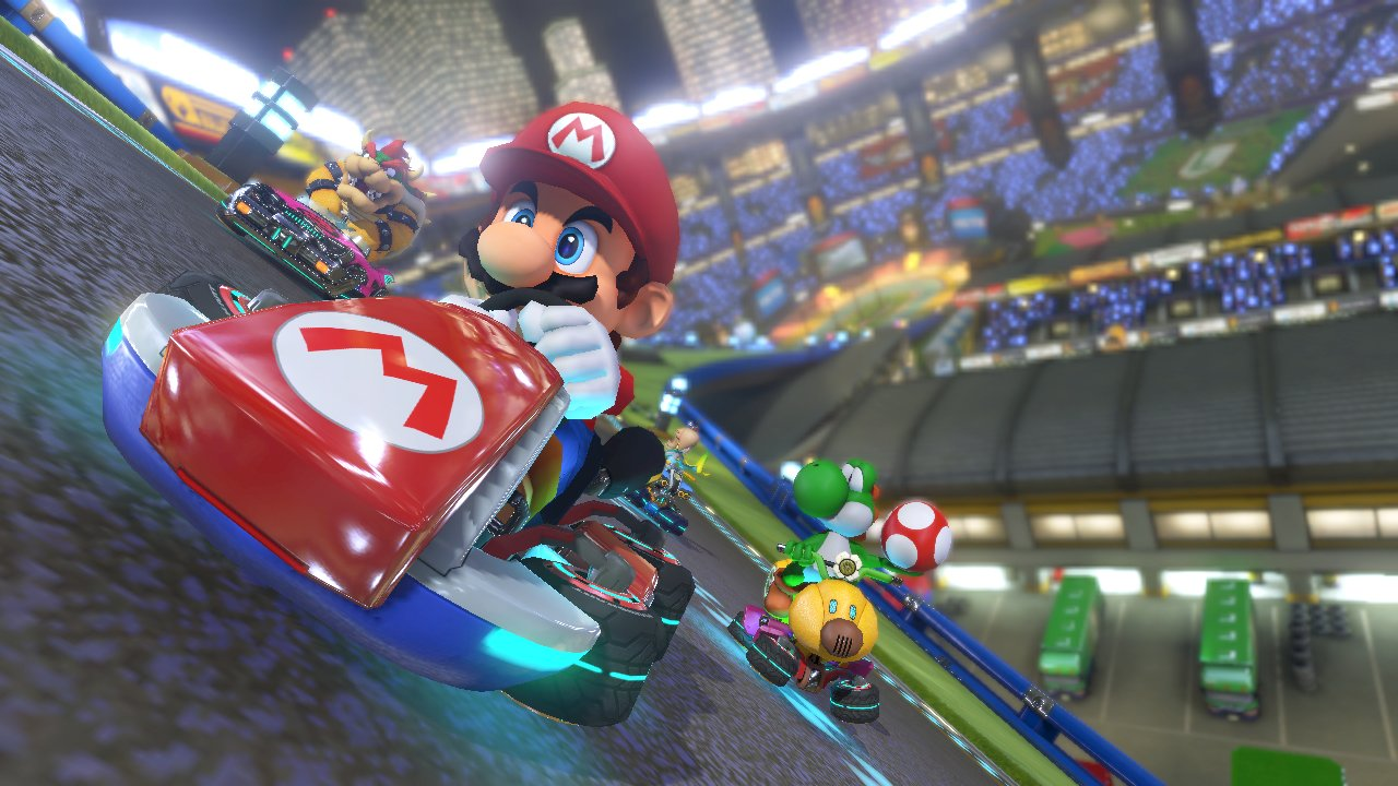 First Pictures Emerge From The New Mario Kart Smartphone Game