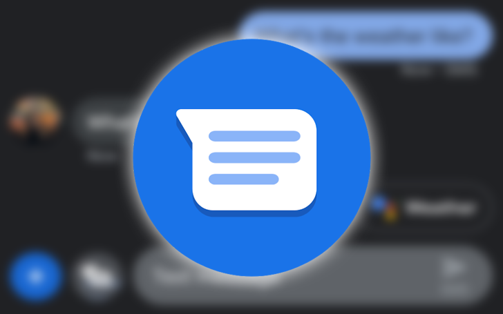 Update: Fix rolling out] The first Google Messages beta (v4