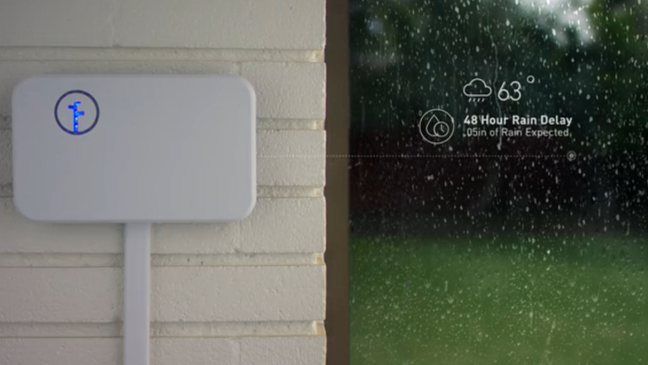 Rachio's second-generation smart sprinkler controller is $100 ($50 off) today on Woot