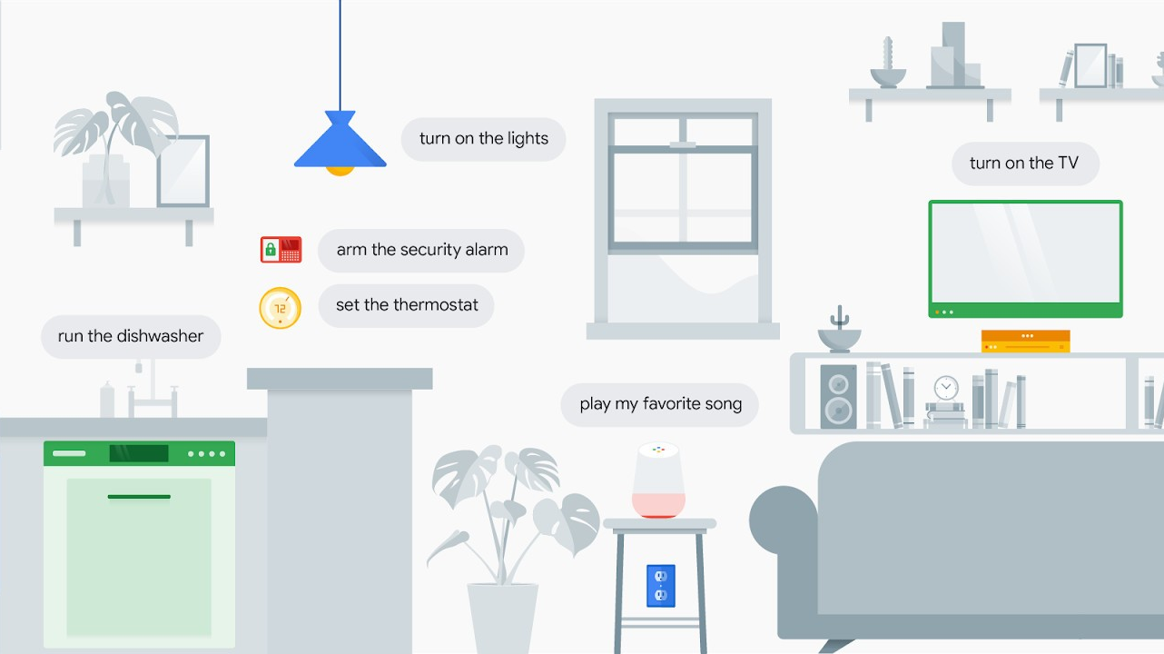 Assistant will soon be able to turn off lights and appliances automatically when you leave home
