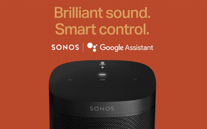 Next week Sonos will introduce Google Assistant on its smart speakers