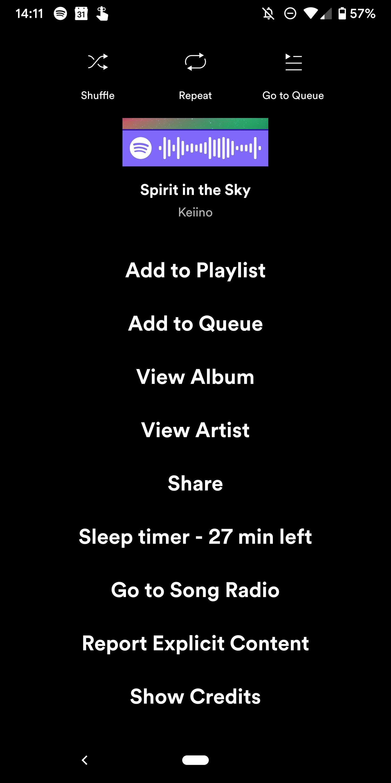 Sleep Timer Android