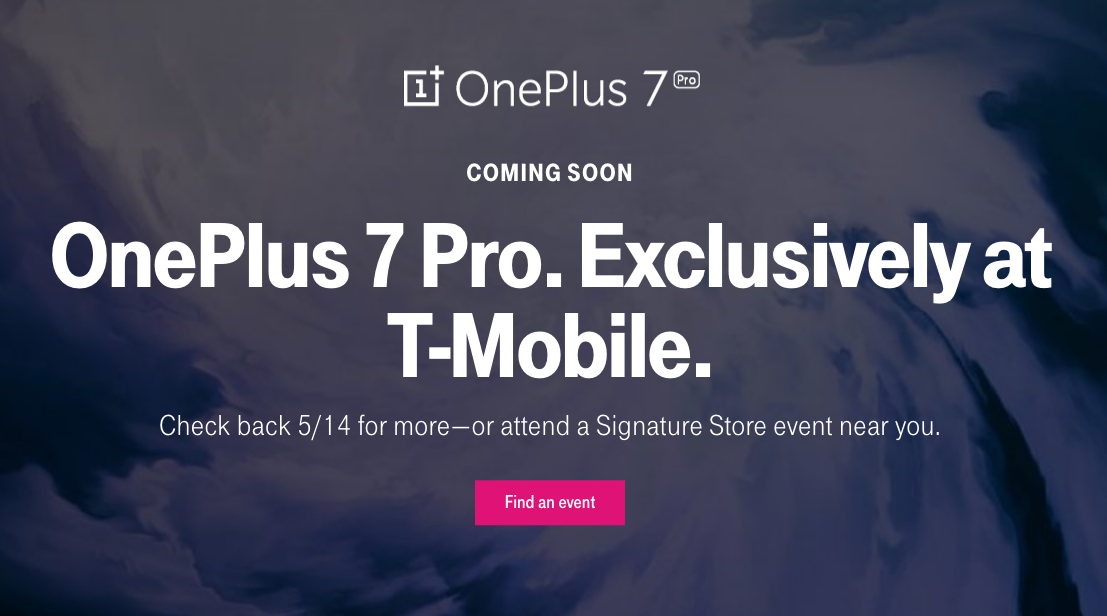 Update: Early access now, full sales on Friday] T-Mobile
