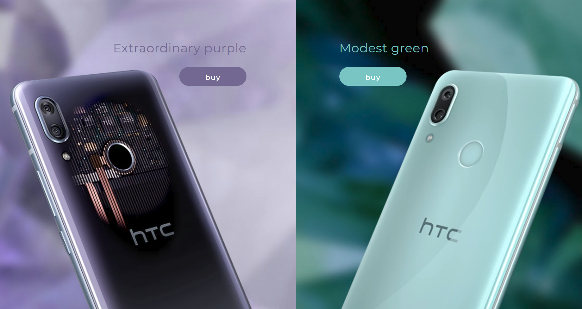 HTC has two (mediocre) new phones, proving it's not dead just yet