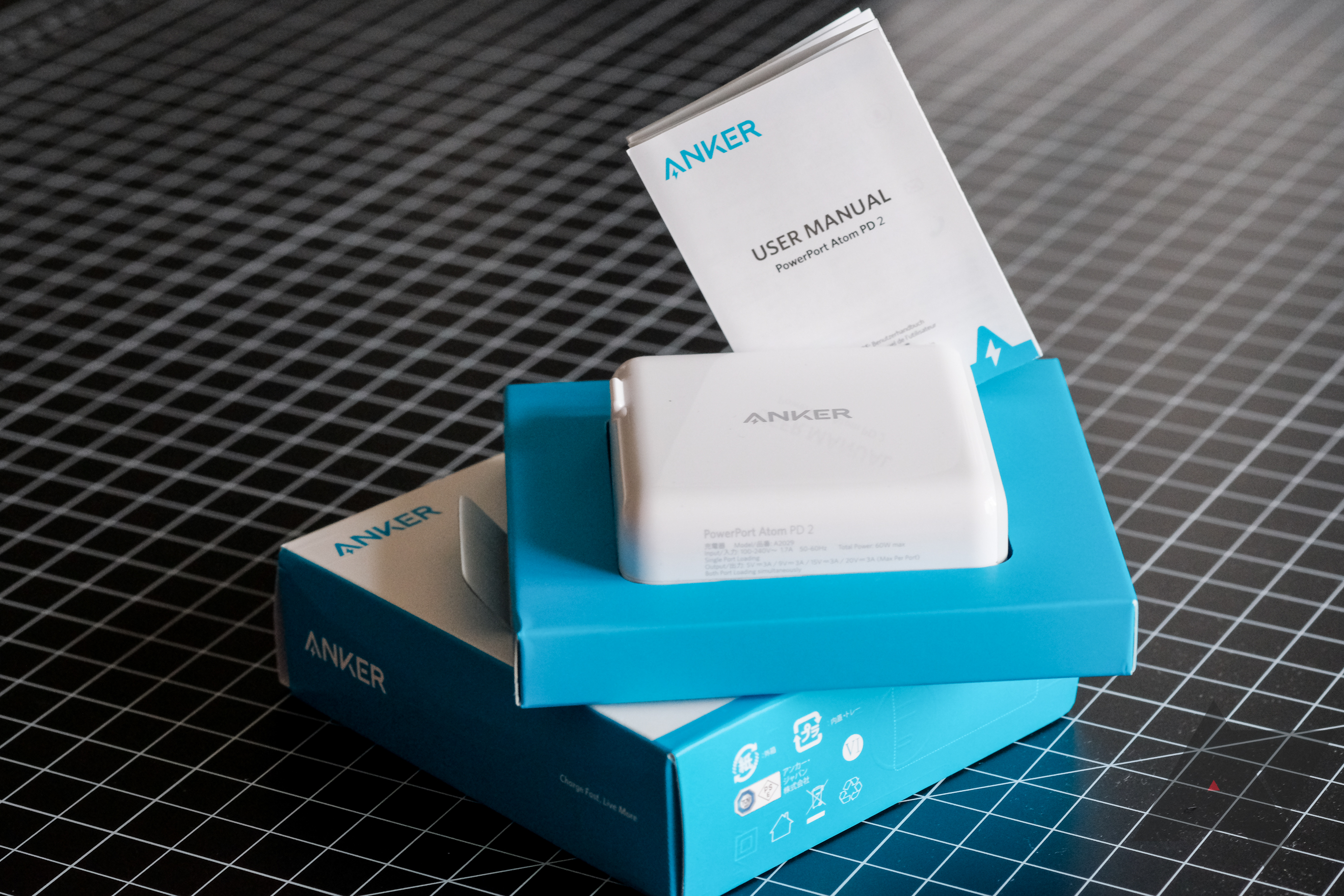 Anker PowerPort Atom PD 2 review: 60W of power with two Type