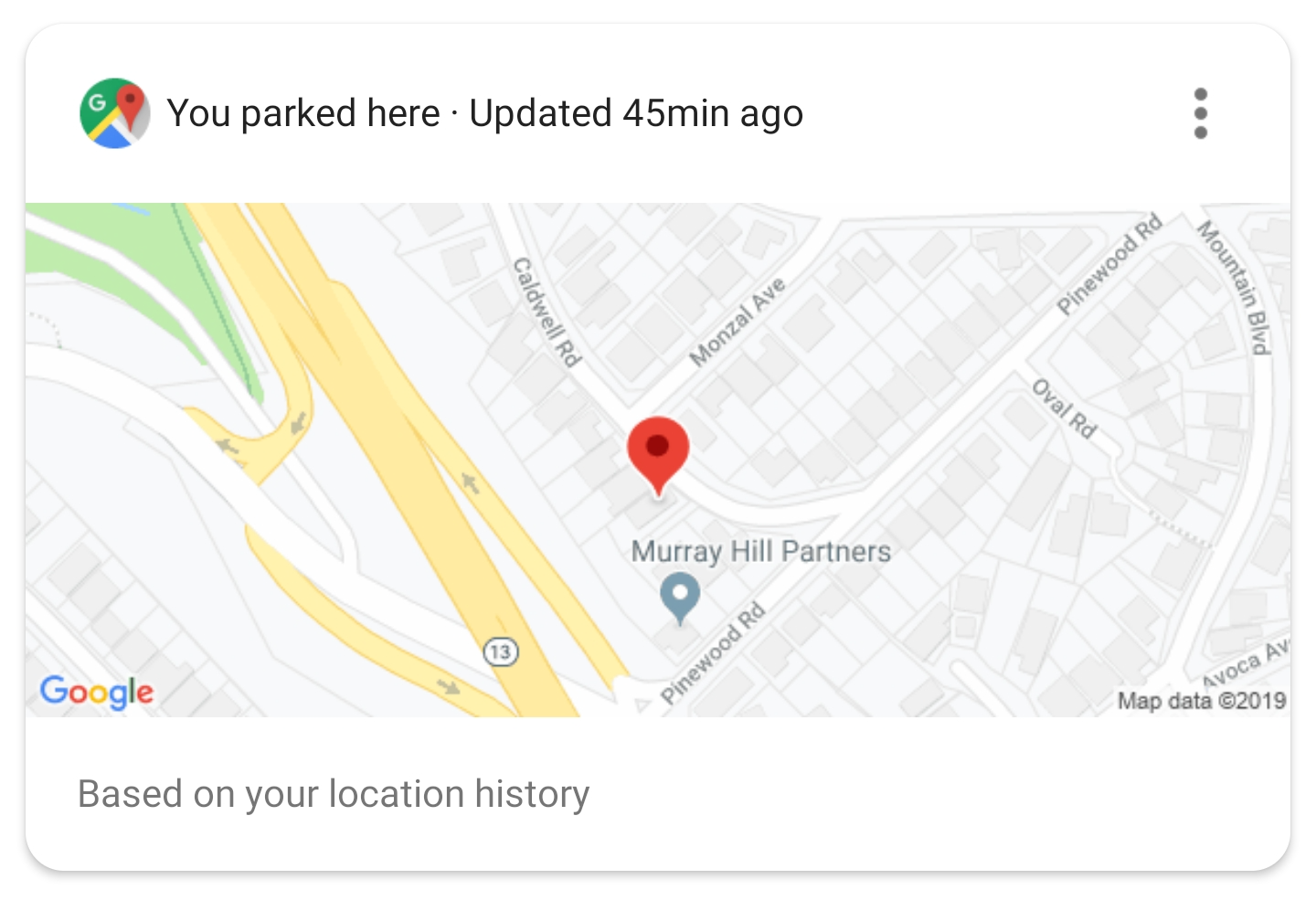 Google Assistant can automatically remember where you've parked for you