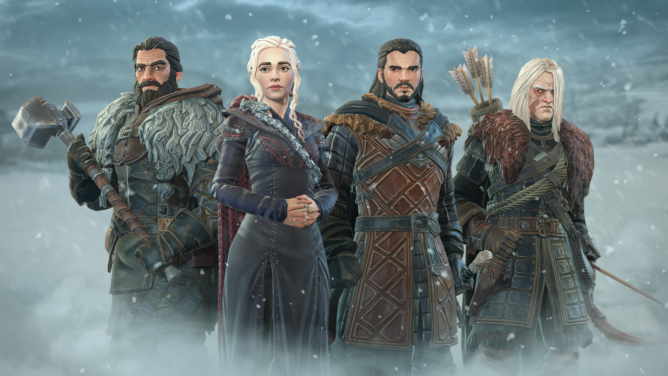 Game Of Thrones Beyond The Wall Is Available A Day Early Updated