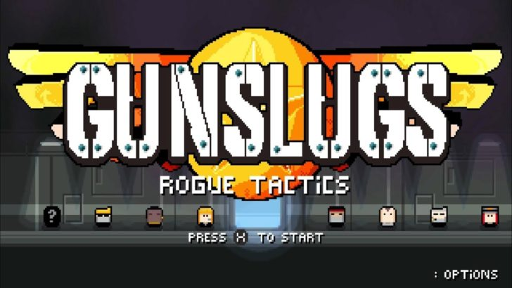 [Update: Out now] Orangepixel's latest platformer Gunslugs: Rogue Tactics is available for pre-registration