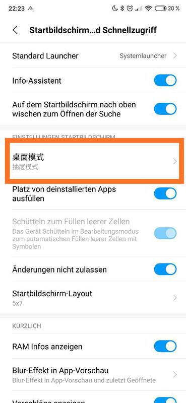 Update: Now with swiping gestures] Xiaomi MIUI launcher finally gets