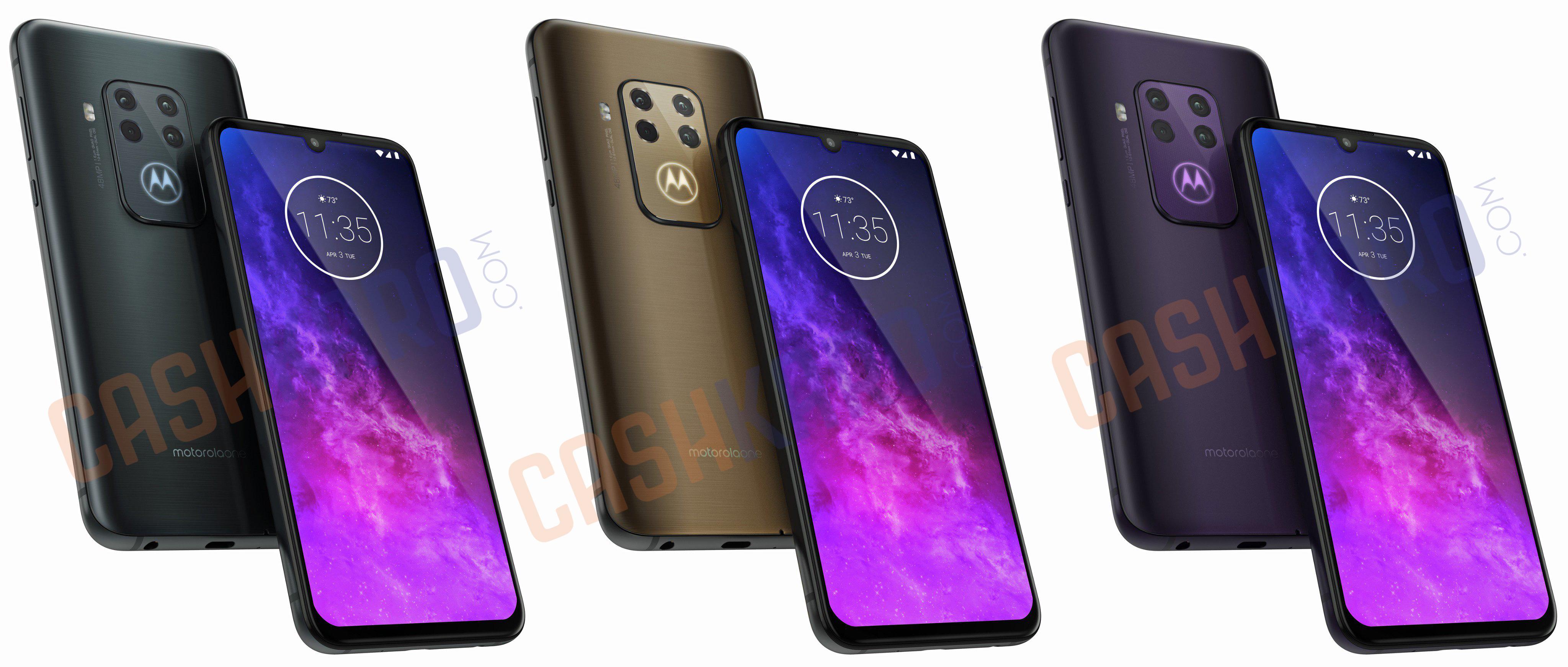 Motorola One Pro Leaked
