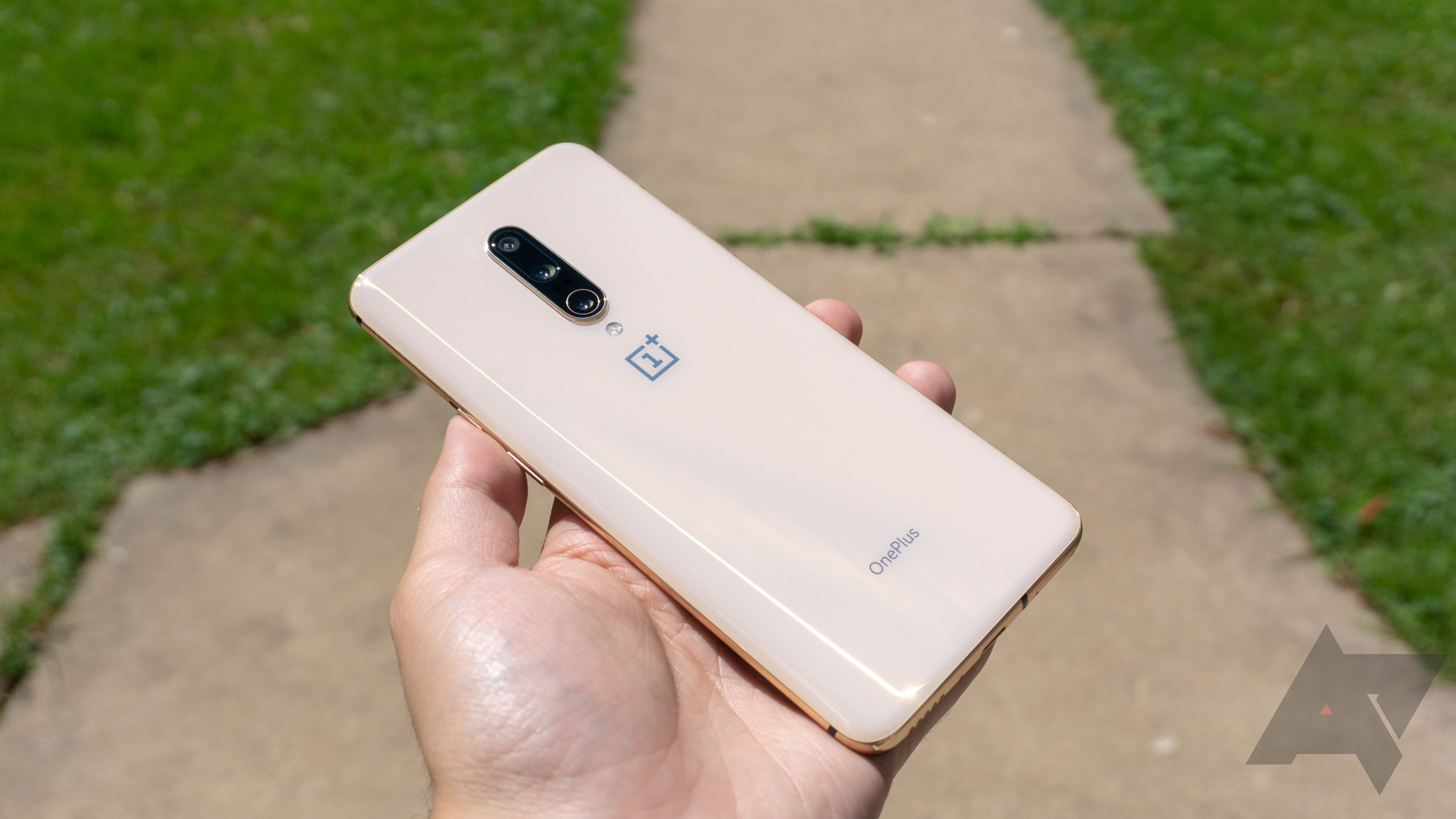 You can buy the gorgeous Almond OnePlus 7 Pro starting today