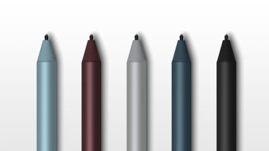 Microsoft Patents a Wacky Surface Pen That Doubles as an Earpiece