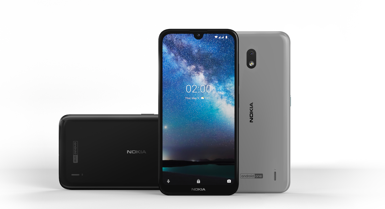 The Nokia 2.2 budget phone is now available in the US for $139