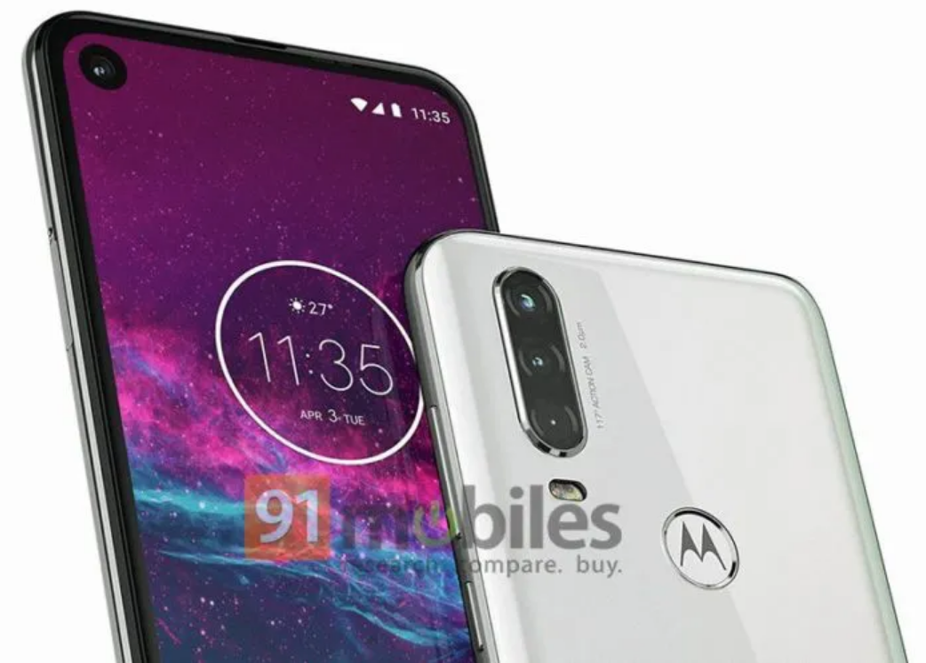 Motorola One Action leaks with triple rear cameras, 21:9 display, and Exynos SoC