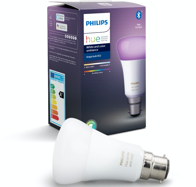 Philips Introduces New Bluetooth Hue Bulbs That Work