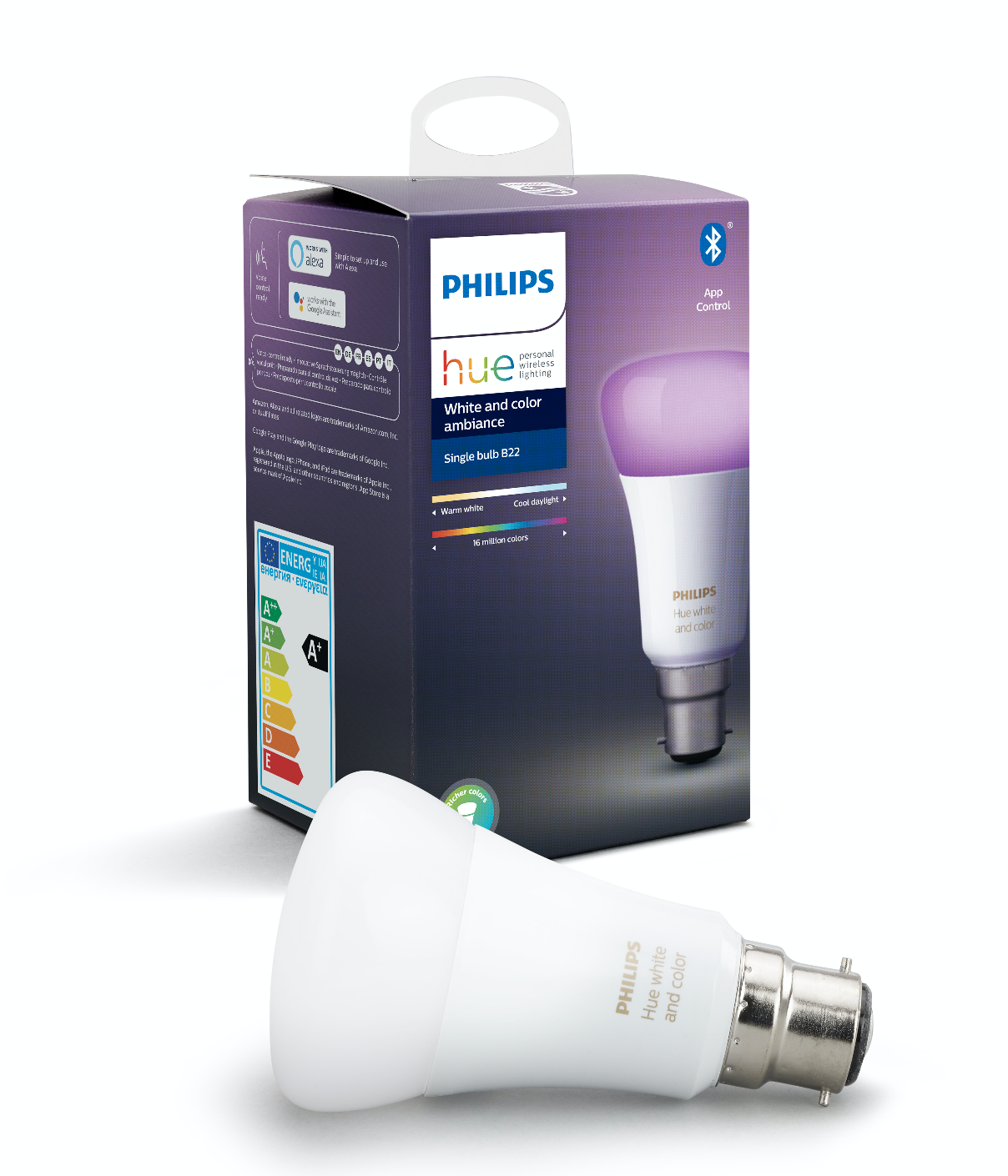 Philips Hue bulbs go bridge-less with new Bluetooth lights